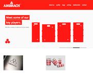 Ambrach Website
